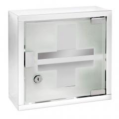 Wenko Medicijnkastje Shiny 25 cm x 25 cm