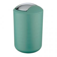 Wenko Afvalemmer Brasil L Groen 6,5L