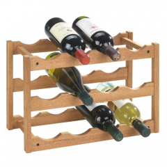 Wenko Casier à Vin Norway 12 Bouteilles