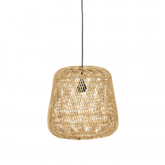 Woood Hanglamp Moza Bamboe Naturel