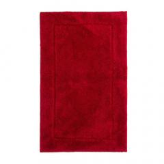 Casilin Tapis de Bain Orlando 60 cm x 100 cm Red