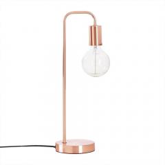 Eazy Living Lampe de Table Casper Cuivre