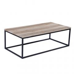 Stozy Table Basse 120 cm Letto Bois