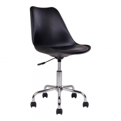 House Collection Chaise de Bureau Isar Noir