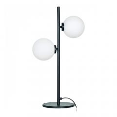 Stylezy Lampe de Table Vivienne Noir