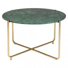 Nesthaus Table Basse Ø 70 cm Simon Vert