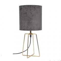 Mysa Lampe de Table Ø 18 cm Runa Gris