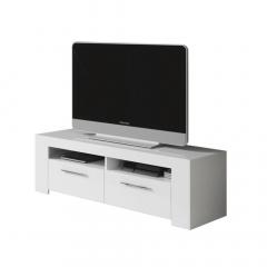 Pato TV-meubel 2-deurs Miles Wit