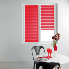 Store Enrouleur 60 x 180 cm Yami Rouge