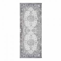 House Collection Tapis de Couloir 80 x 200 cm Capri Noir-Blanc