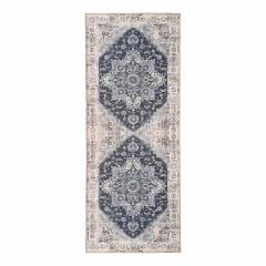 House Collection Tapis de Couloir 80 x 200 cm Capri Bleu