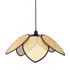 Eazy Living Lampe à Suspension Luca Ø 64 cm