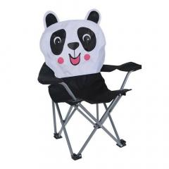 MyHome Chaise de Camping pour Enfants Panda