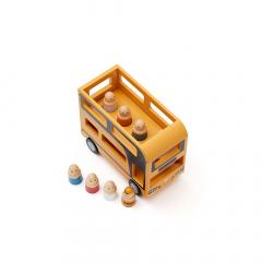 Kid's Concept Bus À Impériale Aiden