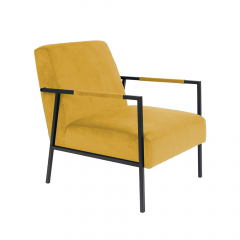Nesthaus Fauteuil Kevin Geel