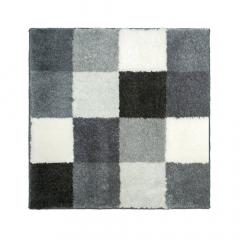Casilin Tapis de Bidet Blocks 60 cm x 50 cm Grey