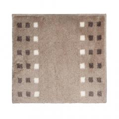 Casilin Tapis de Bidet Brica 60 cm x 60 cm Sand