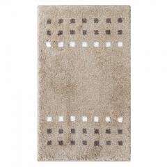 Casilin Tapis de Bain Brica 60 cm x 100 cm Sand