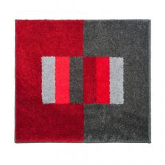 Casilin Tapis de Bidet Elba 60 cm x 50 cm Red