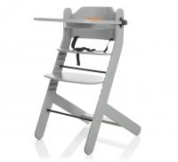 Baninni Kinderstoel Dolce Mio Meegroeistoel - Licht Grijs