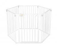 Baninni Veiligheidshek & Box Zita Wit - 4-in-1
