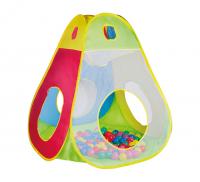 KnorrToys Tente de Jeu Piscine à Balles Brody Multi Color
