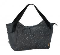Lässig Tweeling Luiertas Twin Bag Triangle Dark Grey