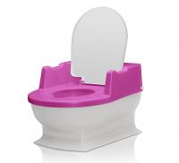 Reer Kindertoilet SitzFritz Roze