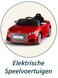 Elektrische speelvoertuigen