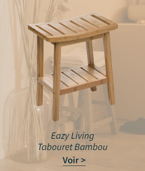 Tabouret Bamboo