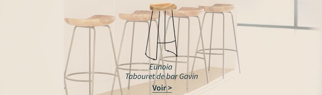 Tabouret de bar Gavin