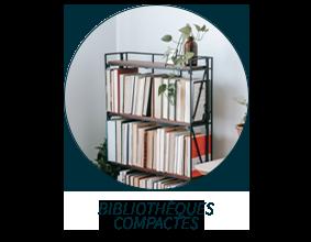 Bibliothèques compactes