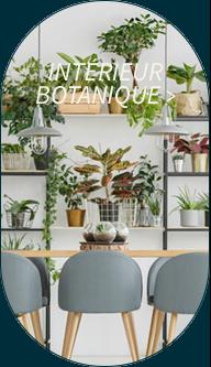 Intérieur Botanique
