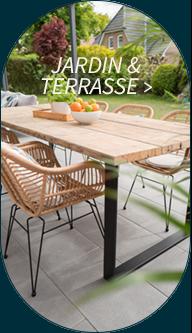 Jardin & Terrasse