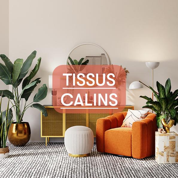 Tissus Calins