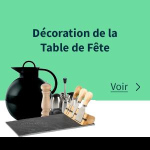 Décoration de la Table de Fête